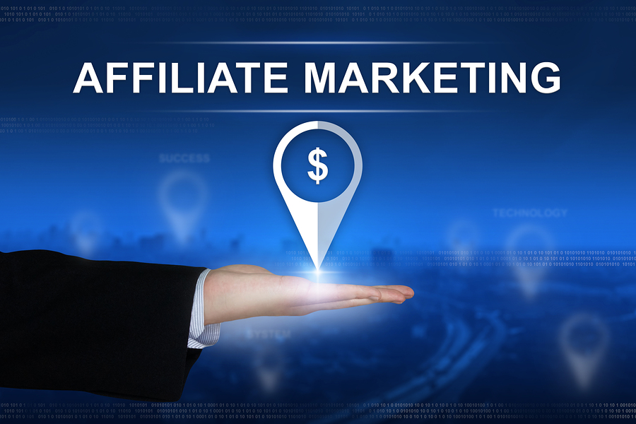 earn money through affiliate marketing